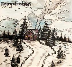 Merry Christmas Card (2)