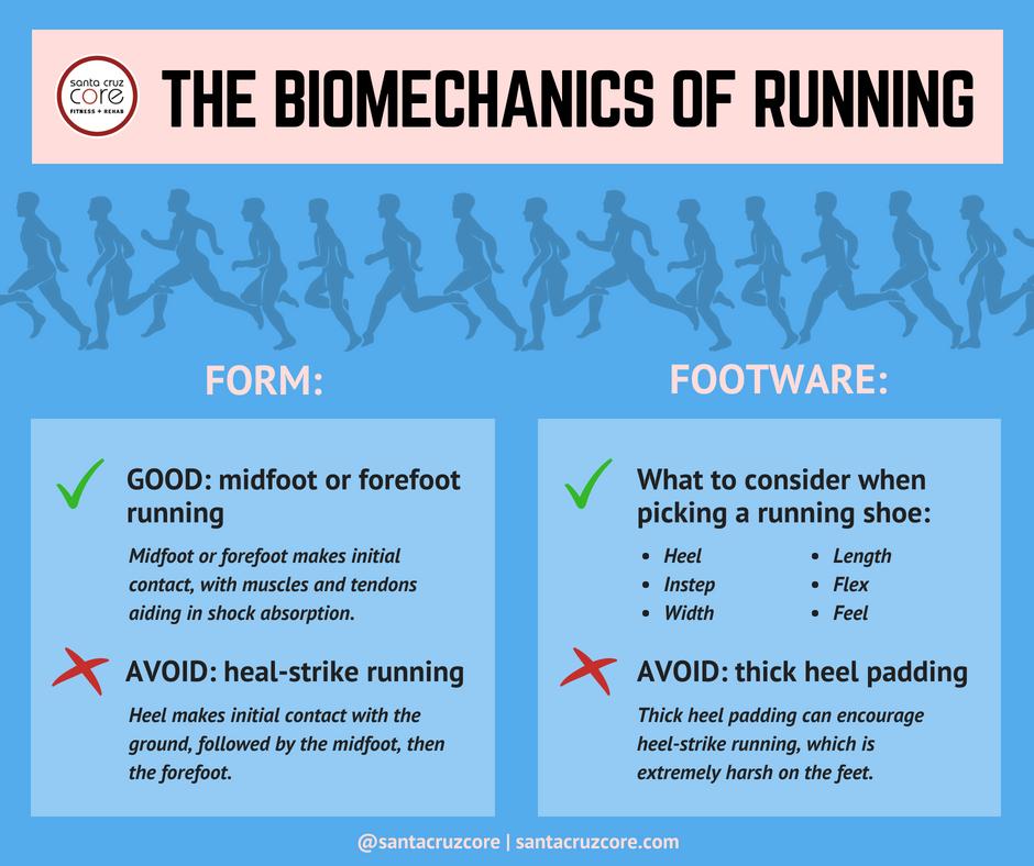 Biomechanics of Running meme