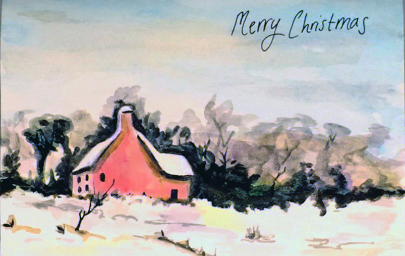 Merry Christmas Card (5)