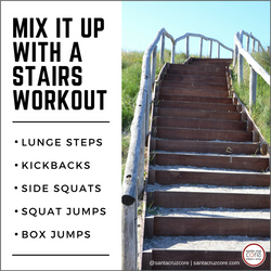 Stairs Workout meme