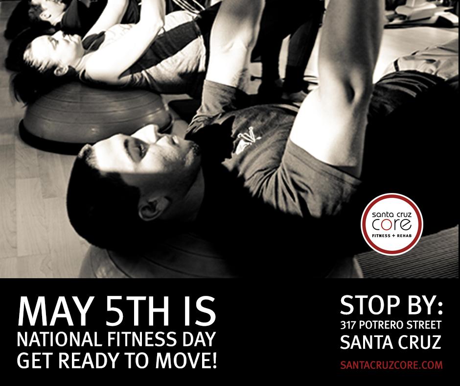 National Fitness Day (FB_v2)