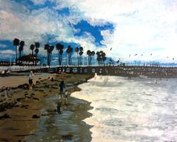 Sand and Seaweed