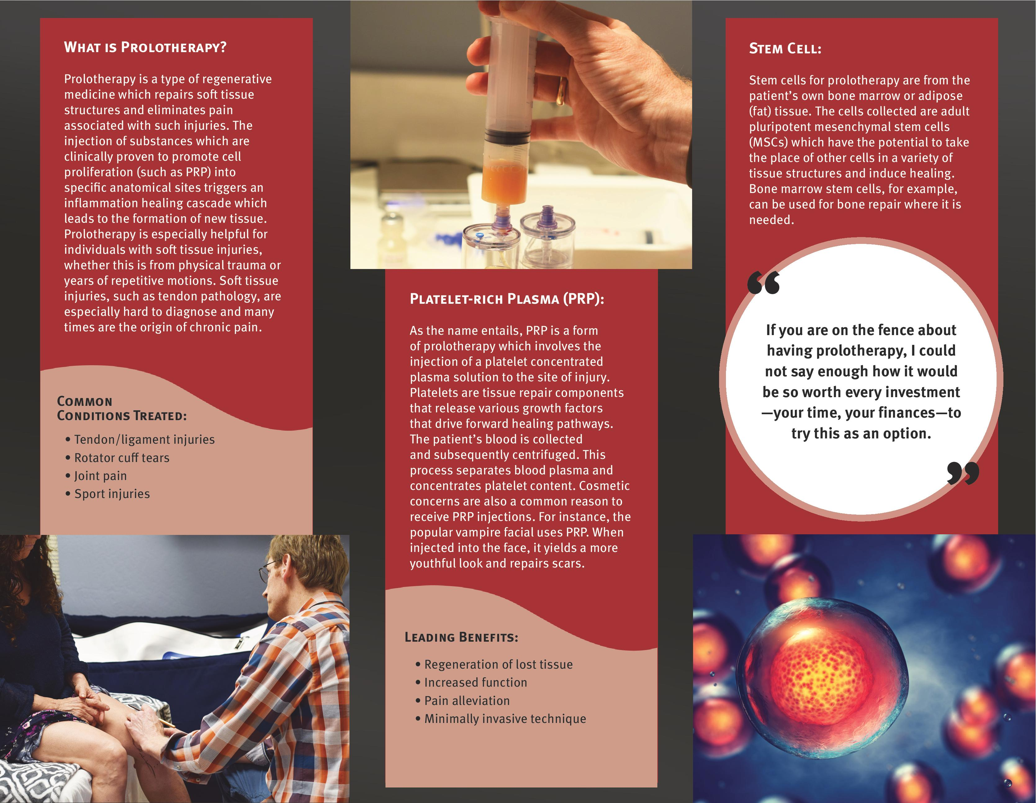 Regenerative Medicine Brochure 1 (p2