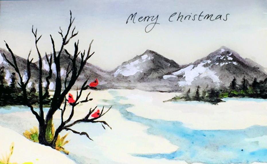 Merry Christmas Card (3)