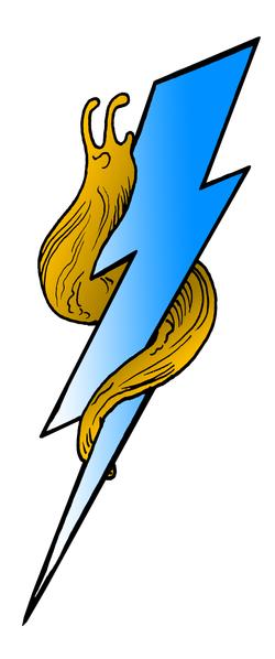 Thunderslug Logo Design 4