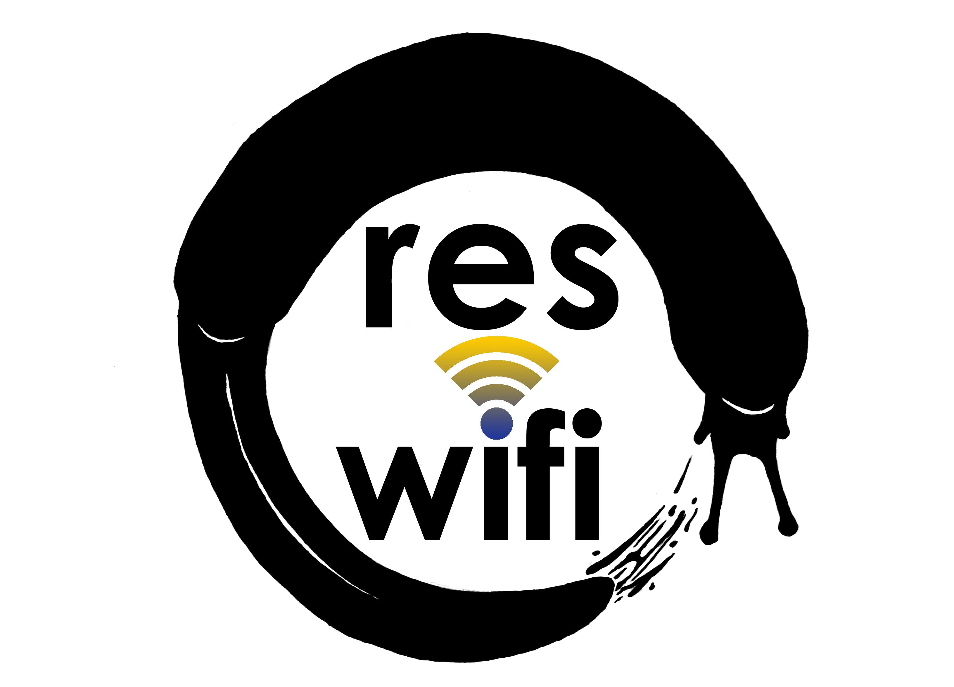 ResWifi Logo Design 2
