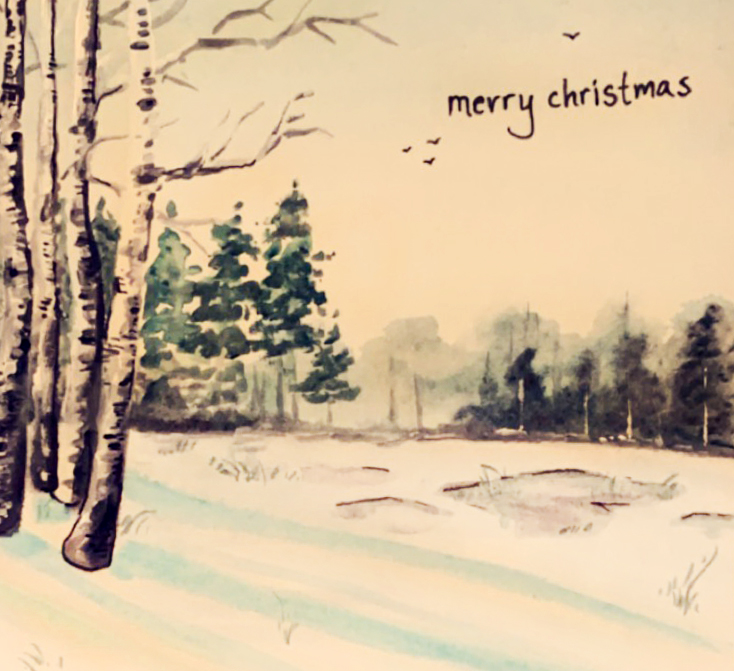 Merry Christmas Card (1)