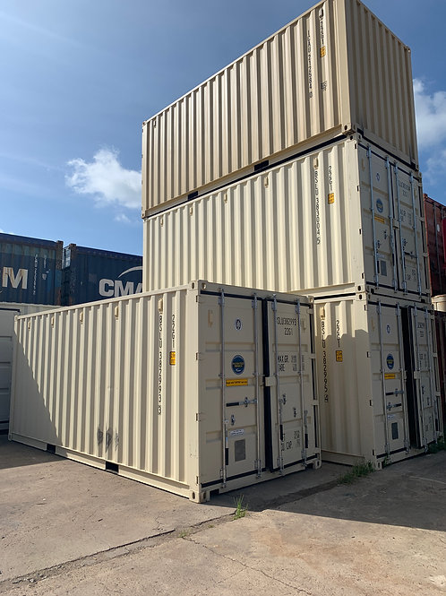 20' One Trip Standard Container