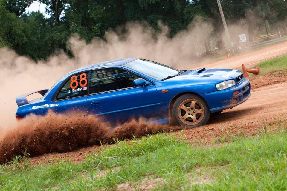 Jeff Berlin Rally Team
