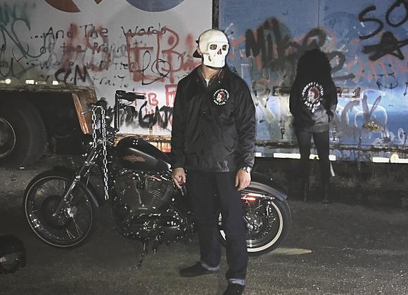 FU Biker Jacket