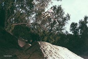 Chris Przywara FU BMX