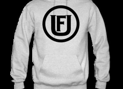 Basic FU Logo Men's Hoodie