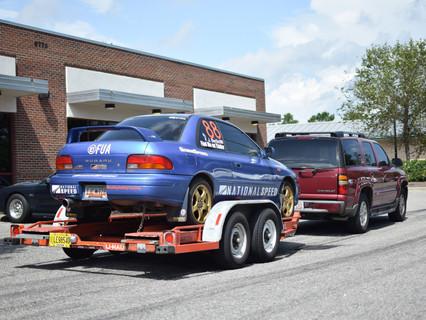 Jeff Berlin: Rallycross Atlanta