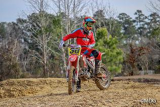 Michael Barnum motocross