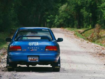 Jeff Berlin to race Fayetteville Rallycross