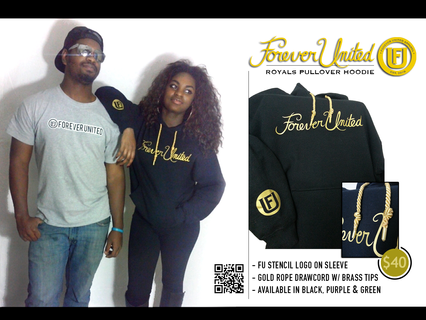 Forever United Royals Hoodie OUT NOW!