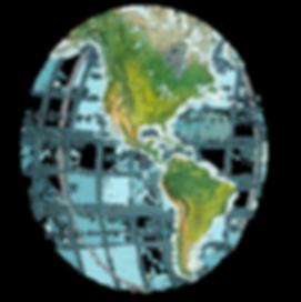 Map, Pan American Highway