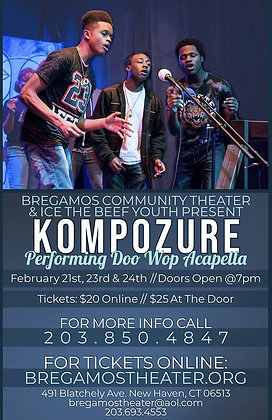 KOMPOZURE 2/23/2019 Performance