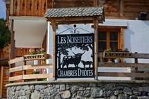 Maison d'hôtes Les Noisetiers