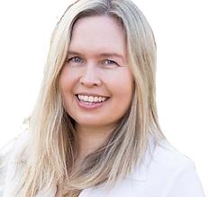Ernæringsfysiolog Anita Johansen