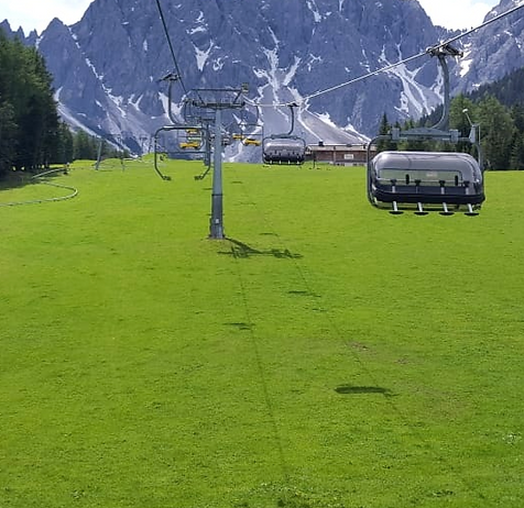 viaggio organizzato in montagna