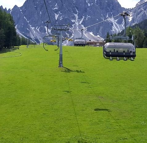 viaggio organizzato in estate in montagna