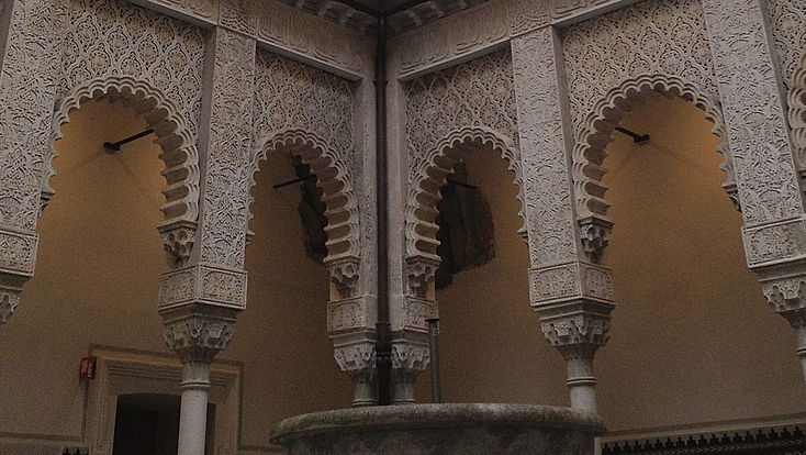 rocchetta mattei - l'alhambra italiana