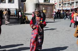 Costumi tibetani