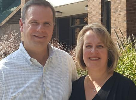 Donor Profile: Thomas and Kristiina Heinsoo