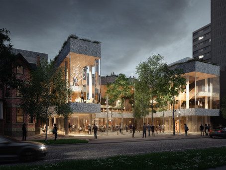 Sale of 11 Madison by Northern Birch to International Estonian Centre closed