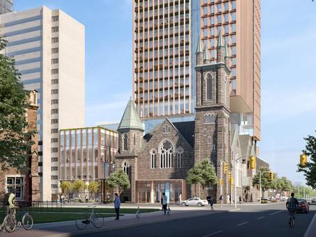 Design evolves for IEC neighbour at 300 Bloor West