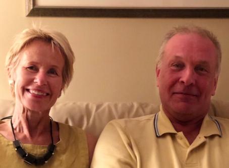 Donor Profile:  Viru Vanemad Merike Remmel and Eric Jakobson