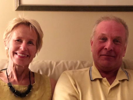 Annetajate tutvustus: Viru Vanemad Merike Remmel ja Eric Jakobson