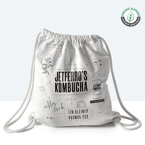 Jetferro's Booch Bag aus Bio Baumwolle