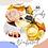 Thumbnail: Kombucha Starter Kit mit Bio Kombucha-Teepilz und Zubehör