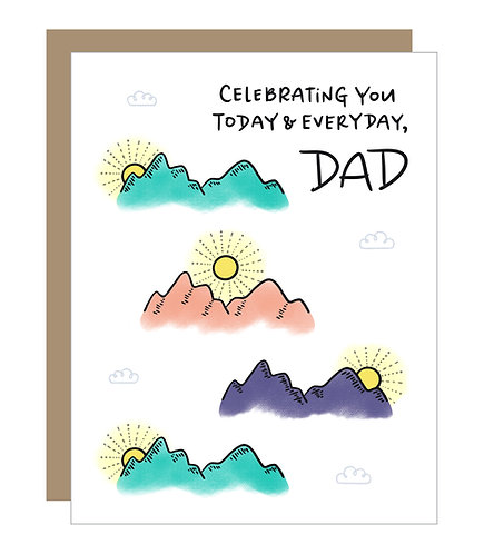 Today & Every Day, Dad Card (6 singles)