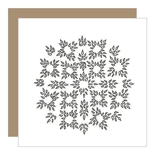 Lacelit Circlet Card (6 singles)