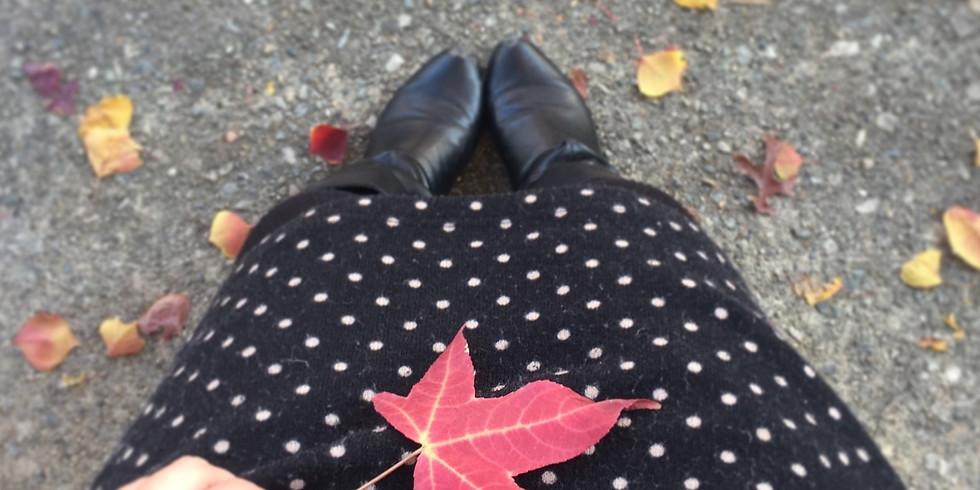 Guided Creative Retreat [Autumn]