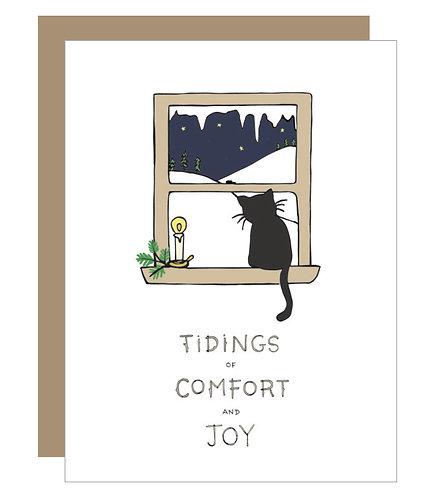 Tidings Card (6 singles)