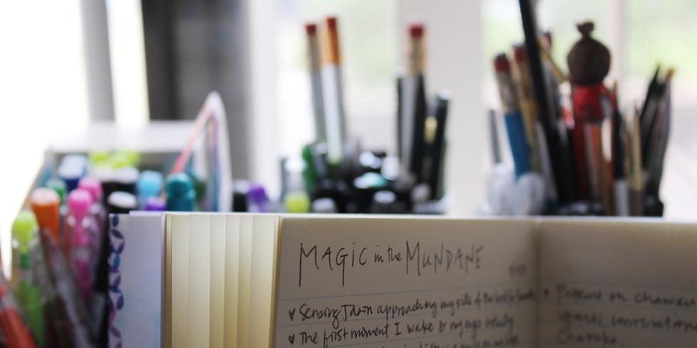 Guided Creative Retreat [Magic in the Mundane]