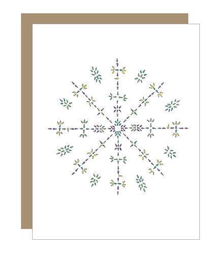 August Navigator Card (6 singles)