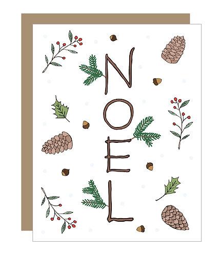 Noel Card (6 singles)