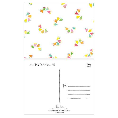 Citrus Postcard Set (6 sets of 10)