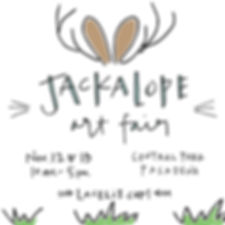 Illustration by Kimberly: Jackalope Art Fair, Nov. 12 & 13, 10am-5pm, Central Park, Pasadena