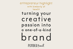 Turning+Your+Creative+Passion+into+a+One