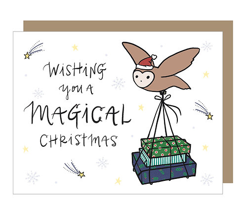 Magical Christmas Card (6 Singles)