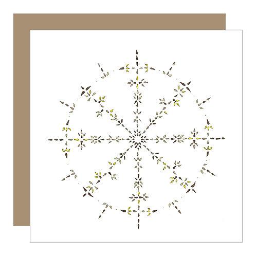 Golden Navigator Card (6 singles)