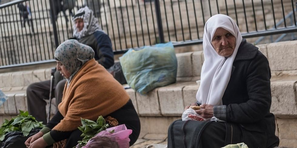 Tastes of Jerusalem's Old City
