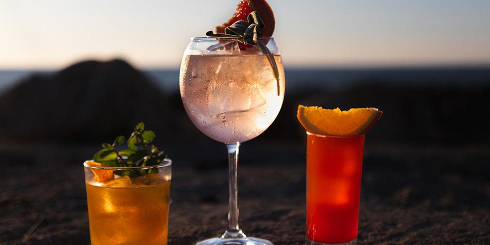 The Arak Effect - an Israeli Cocktail Workshop