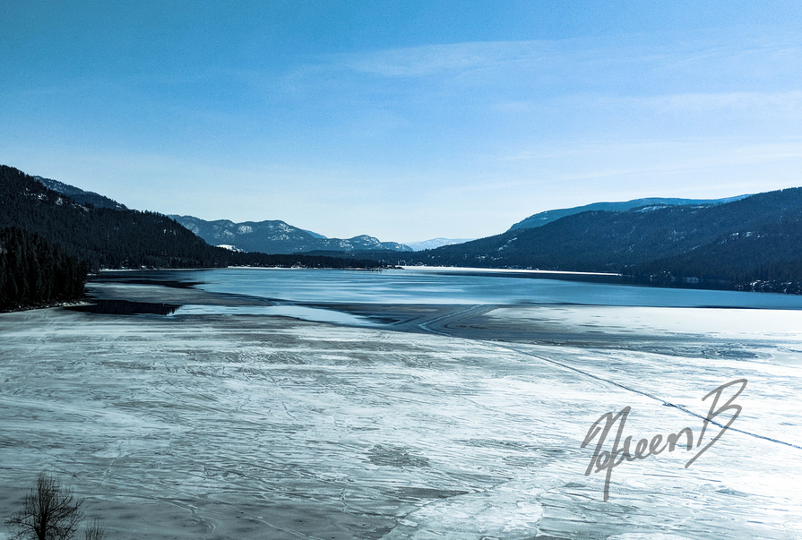 Christina Lake Spring Thaw